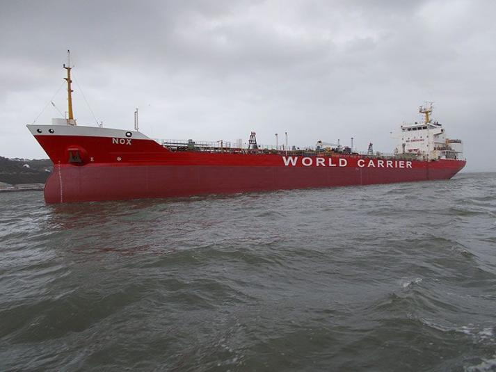 World Carrier -  M/T NOX
